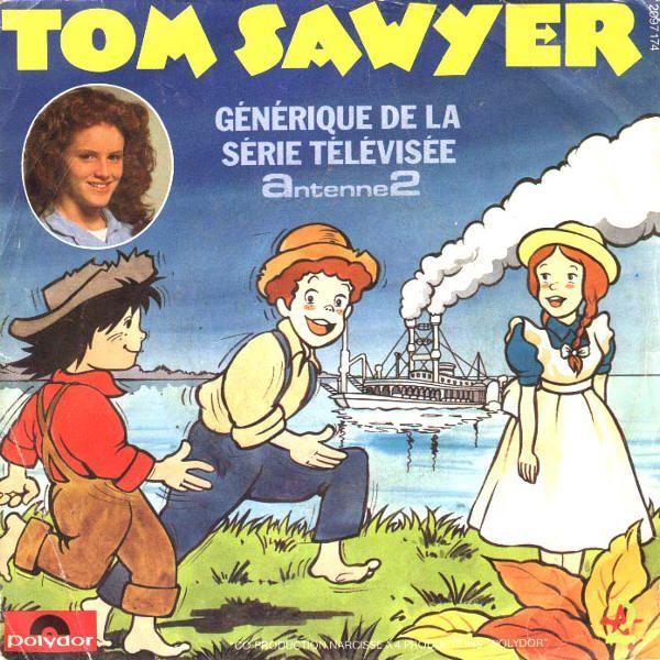 Dessins animes de notre enfance - Coloriage tom sawyer ...