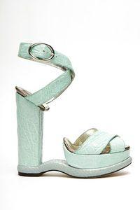 Chaussures sans fond